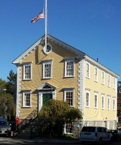 Old Town House, Built in 1727